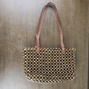 The Sak Vintage Beeded Bag